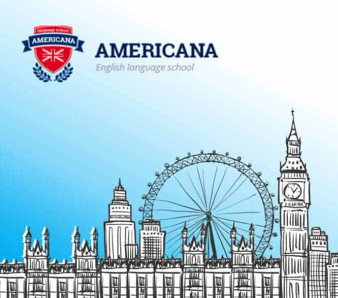 Americana - English language school