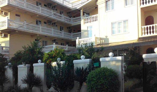 Рузанна — отель Анжела